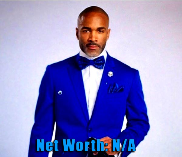Image of Model, Donnell Turner net worth is not available