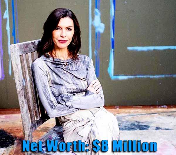 Image of Actress, Finola Hughes net worth is $8 million
