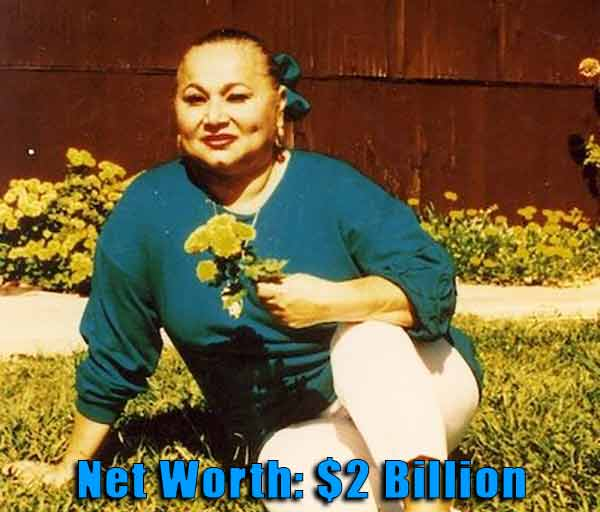 Image of Drug Lord, Griselda Blanco net worth is $2 Billion
