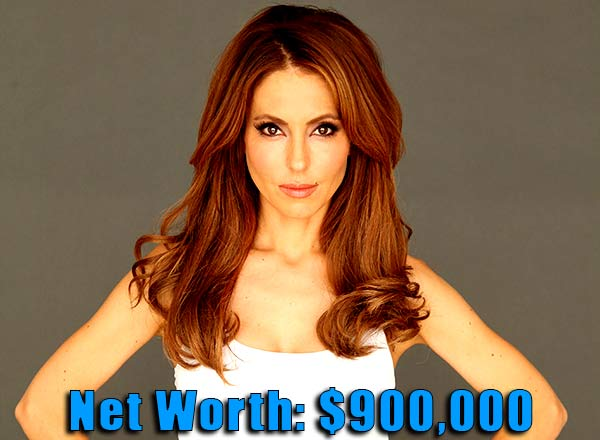 Image of Actor, Lisa LoCicero net worth is $900,000