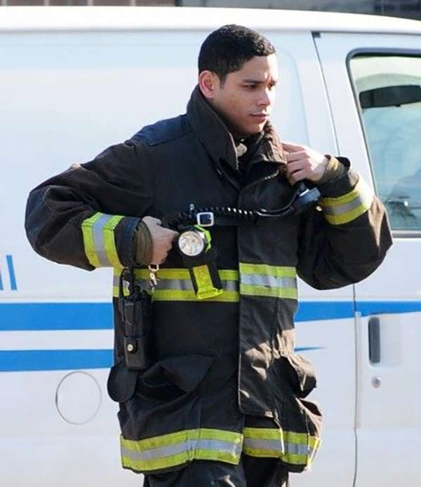 Image of Charlie Barnett from Chicago fire is currently single