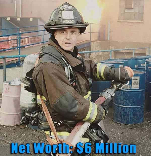Image of Actor, David Eigenberg net worth is $6 million
