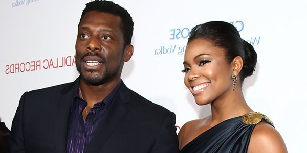 Image of Eamonn Walker with his wife Sandra Walker