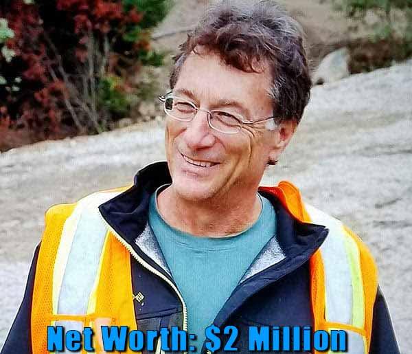 Image of Engineer, Marty Lagina net worth is $2 million
