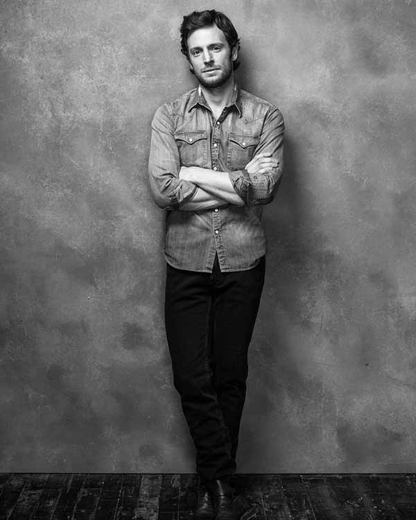 Image of Nick Gehlfuss height is 6 feet 2 inches