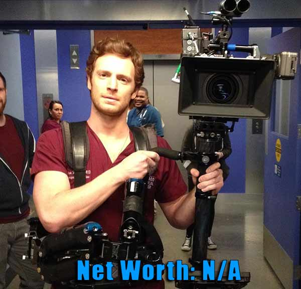 Image of Actor, Nick Gehlfuss net worth is not available