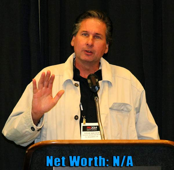 Image of Roadkill Garage show, Steve Dulcich net worth is not available