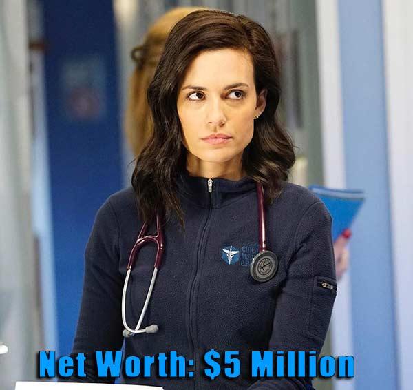 Image of Actor, Torrey DeVitto net worth is $5 million