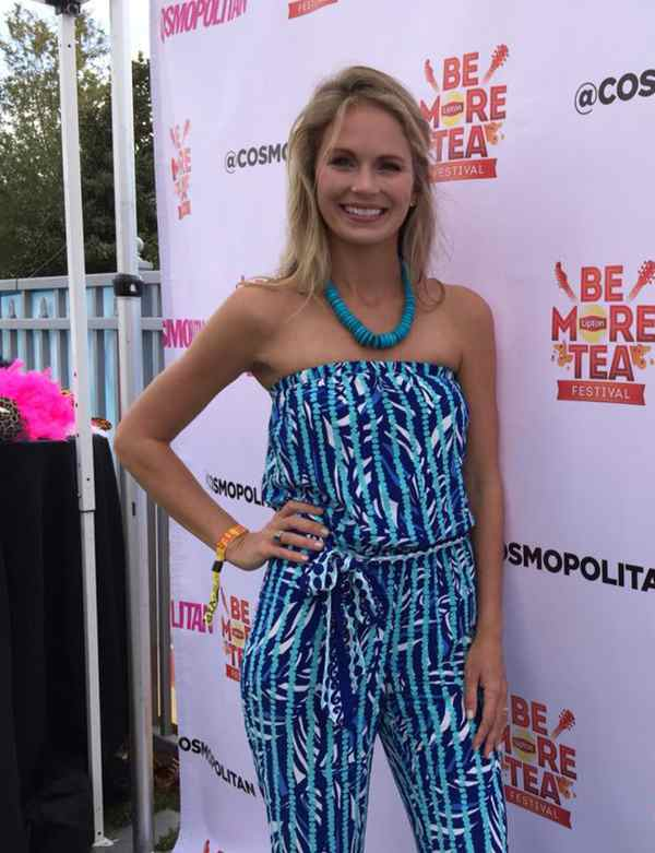 Image of Cameran Eubanks height is 5 feet 6 inches