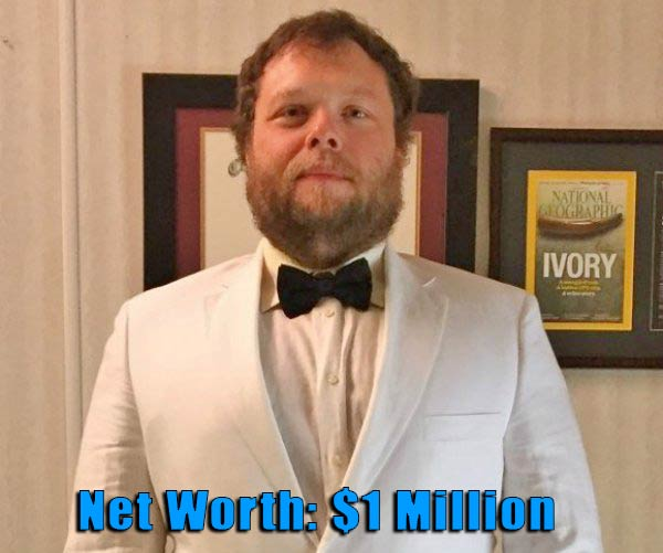Image of Producer, Charles Pol net worth is $1 million