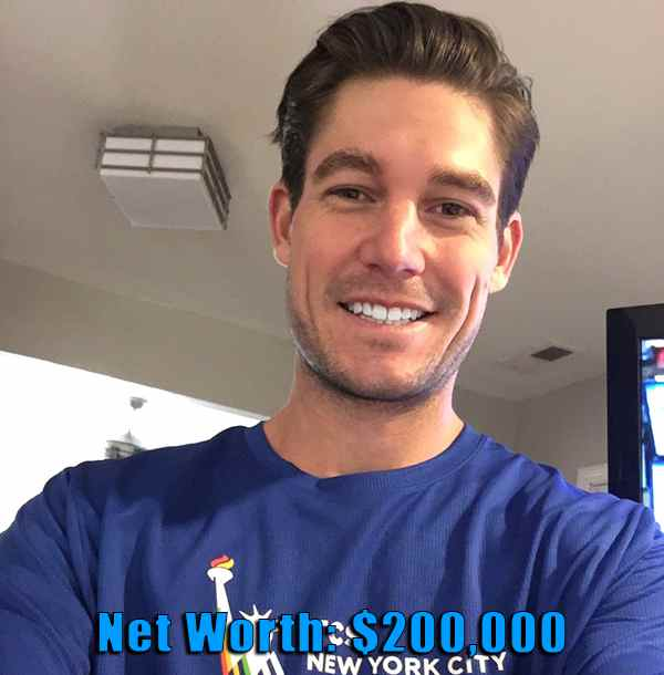 Image of Southern Charms cast Craig Conover net worth is $200,000