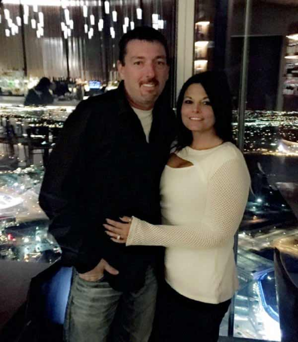 Image of Daddy Dave with his wife Cassi Comstock