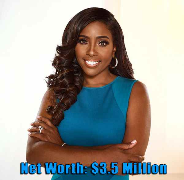 Image of Actor, Dr. Simone Whitmore net worth is $3.5 million