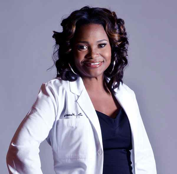 Image of Heavenly Kimes from Married to Medicine show