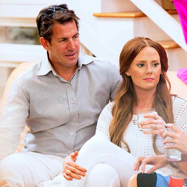 Image of Kathryn Dennis with her ex-husband Thomas Ravenel