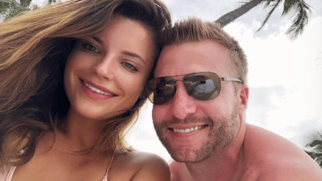 Sean McVay girlfriend Veronika Khoymn