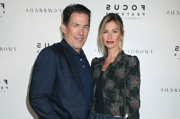 Image of Thomas Ravenel with his ex girlfriend Ashley Jacobs