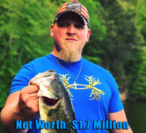 Image of Moonshiners cast Tyler Wood net worth is $1.7 million