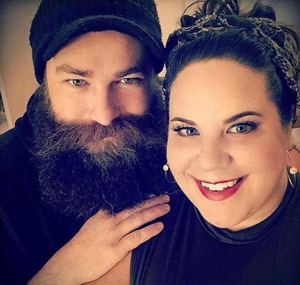 Image of Whitney Way Thore with her ex-boyfriend Lennie