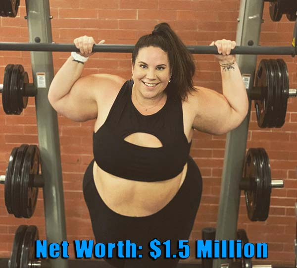 Image of TV Personality, Whitney Way Thore net worth is $1.5 million