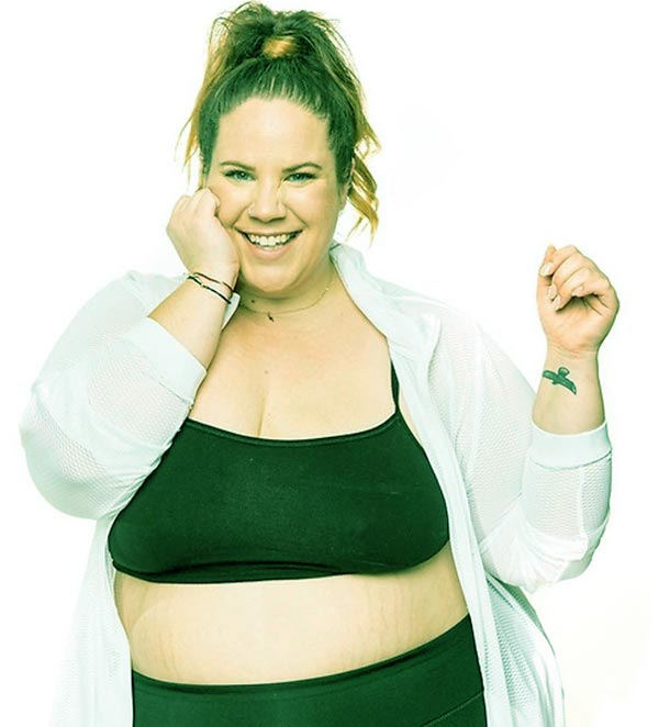 Image of Whitney Way Thore from My Big Fat Fabulous Life show