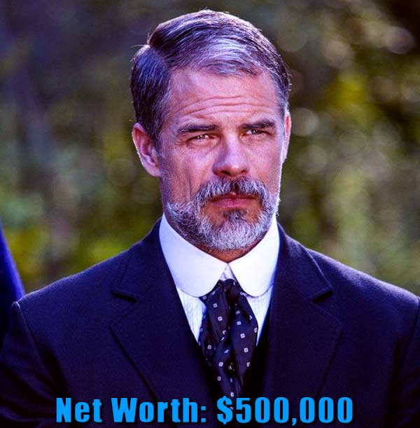 Image of Canadian Actor, Martin Cummins net worth is $500,000
