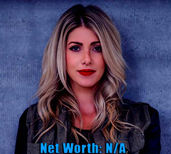 Image of TV Host, Kelly Rizzo net worth is currently not available