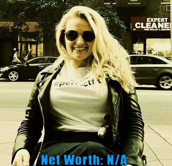 Image of Singer, Ali Storker net worth is currently not available