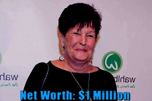 Image of Nurse, Alma Wahlberg net worth is $1 million