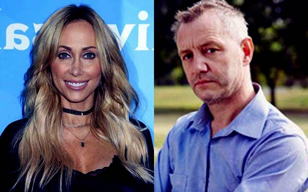 Image of Baxter Neal Helson with Tish Cyrus