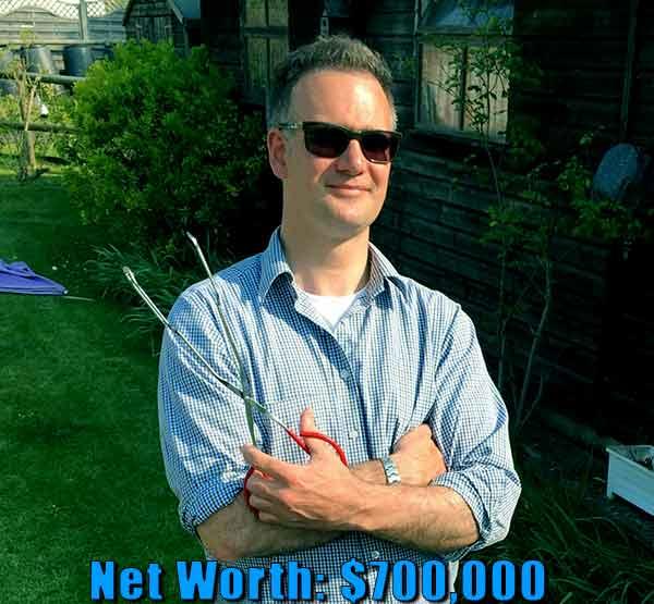 Charles Hanson Net Worth Wife Rebecca Ludlam Siblings