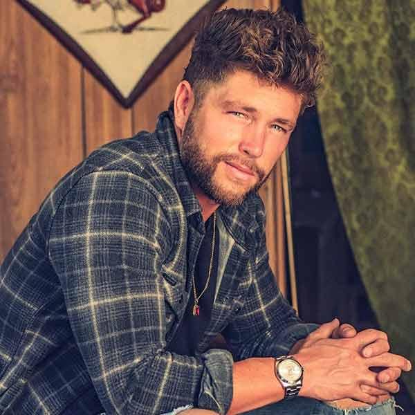 Image of American singer, Chris Lane
