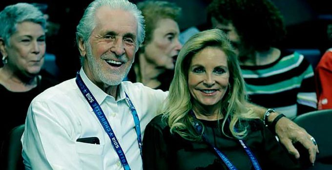Image of Chris Rodstrom Wiki-BIo: facts about Pat Riley Wife.