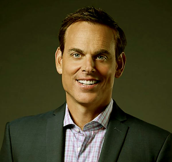 Image of American media personality, Colin Cowherd
