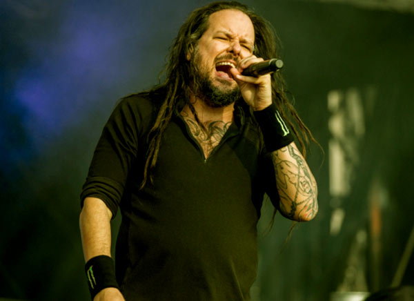 Image of American Singer, Jonathan Davis