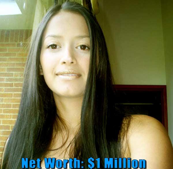 Image of Singer, Diana Lasso net worth is $1 million
