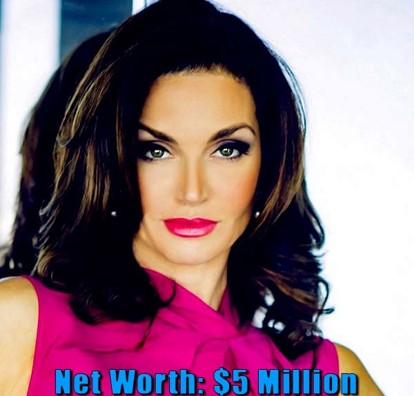 Image of Actress, Elena Lyons net worth is $5 million