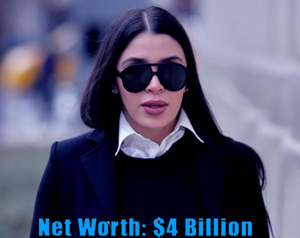 Image of Local Celebrity, Emma Coronel net worth is $4 billion