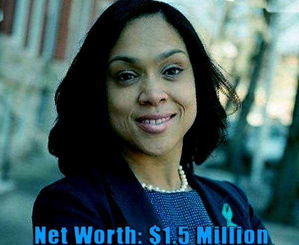 Image of Social worker, Erika Dates net worth is $1.5 million