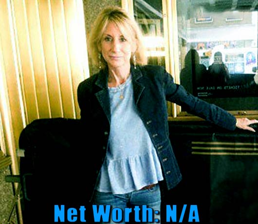Image of Publicist, Ernestine Sclafani net worth is currently not available