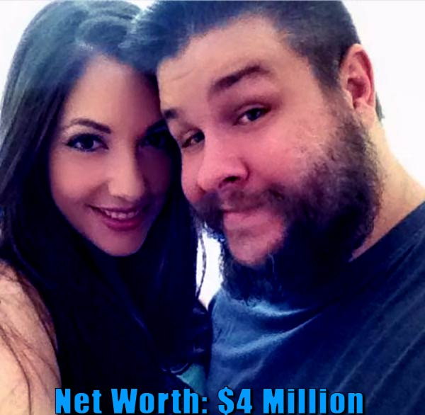Image of Jessica Seanoa husband Samoa Joe net worth is $4 million