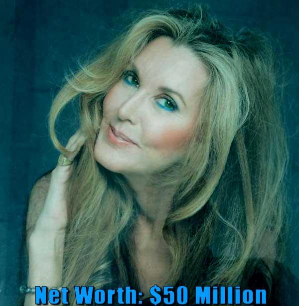 Image of Actress, Joan Celia Lee net worth is $50 million