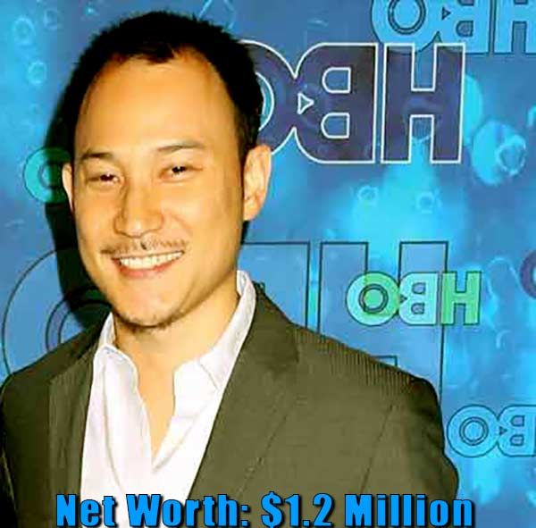 Image of Businessperson, Justin Hakuta net worth is $1.2 million