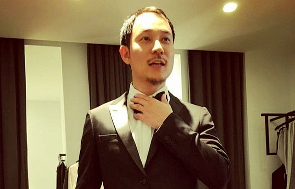 Image of Businessperson, Justin Hakuta