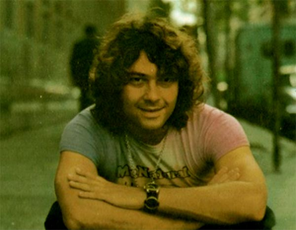 Image of Kennya Baldwin father Eumir Deodato