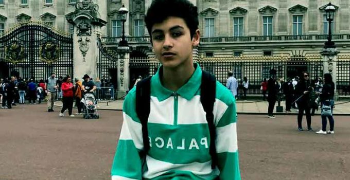 Image of Is Marcel Ruiz Dating or Single. Know his Height, Age, Net worth, Wiki, Parents
