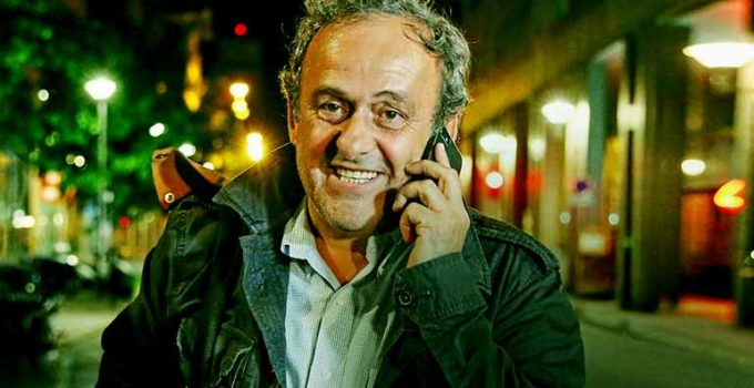 Image of Michel Platini biography, net worth, wife, married, age, stats