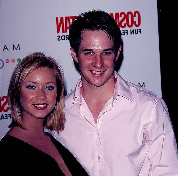 Image of Micol Merriman with her ex-husband Ryan Merriman