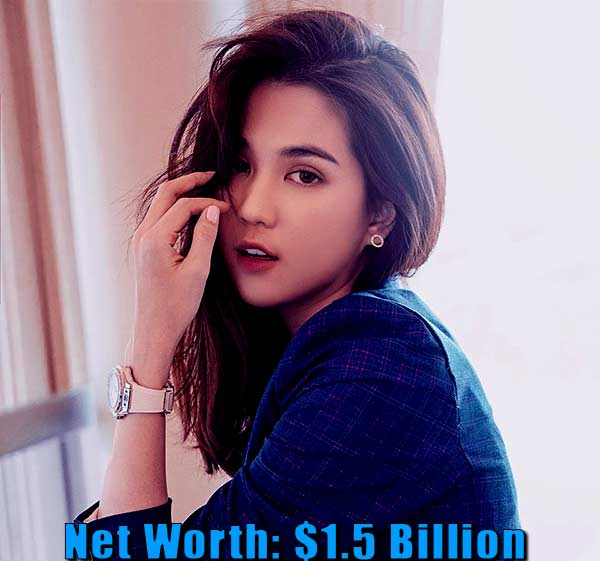 Image of Vietnamese fashion model, Ngoc Trinh net worth is $1.5 billion