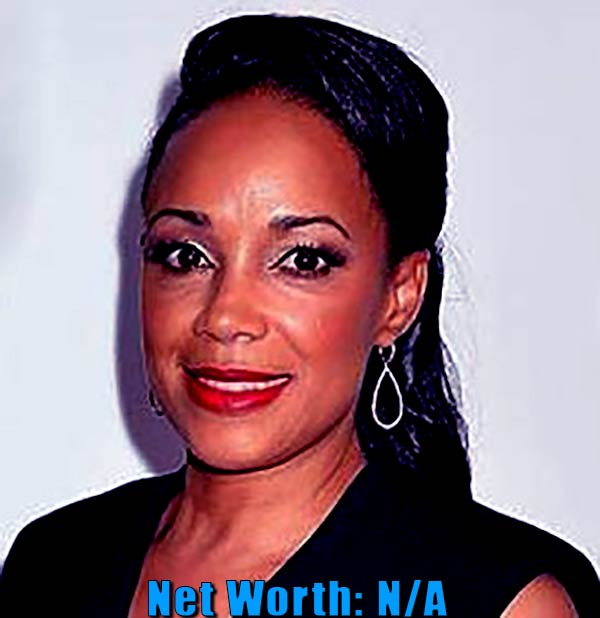 Image of Actor Morris Chestnut wife Pam Byse net worth is currently not available